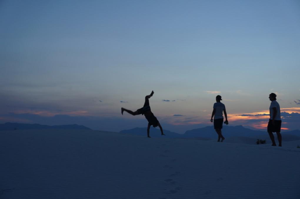 White-Sands-zapad-slnka-new-mexico