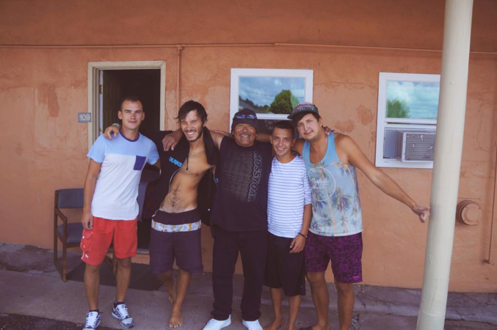 modlidba-indiana-motel-Arizona-usa-route-66-summer