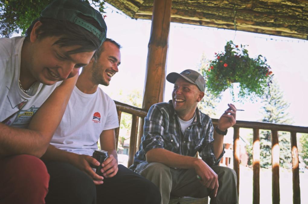 ranger-Aspen-couchsurfing-Colorado-pivo