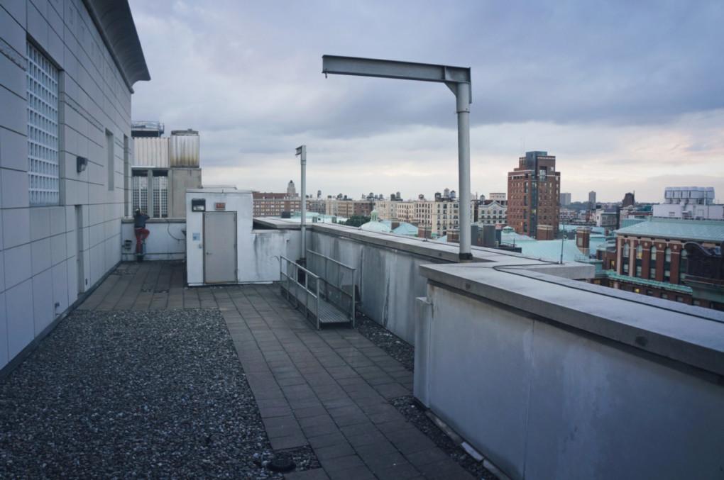 strecha-New-York-univerzita